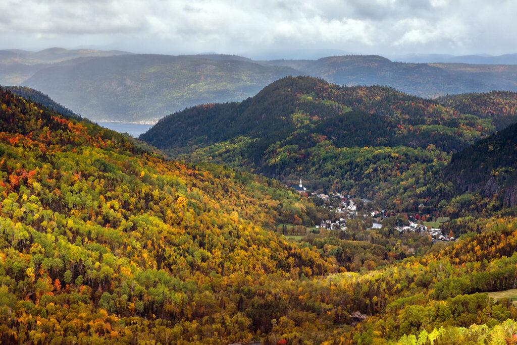 Village de Petit-Saguenay